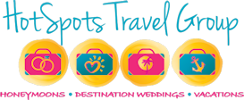 HotSpots Travel Group Logo